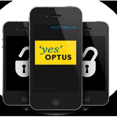 iPhone 3 3GS 4 4S 5 5C 5S OPTUS AUSTRALIA (blokuotas ir neblokuotas IMEI) oficialus gamyklinis atrišimas per 1-3 d.d.