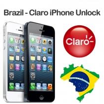 iPhone 3 3GS 4 4S 5 5C 5S CLARO BRAZIL (Neblokuotas IMEI) oficialus gamyklinis atrišimas per 24 h