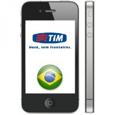 iPhone 3 3GS 4 4S 5 5C 5S TIM BRAZIL (neblokuotas IMEI) oficialus gamyklinis atrišimas per 24 h