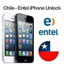 iPhone 4 4S 5 5C 5S ENTEL CHILE (blokuotas IMEI) oficialus gamyklinis atrišimas per 5-10 d.d.