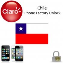 iPhone 4 4S 5 5C 5S 6 6+ 6S 6S+ CLARO CHILE (blokuotas ir neblokuotas IMEI) oficialus gamyklinis atrišimas per 3-7 d.d.