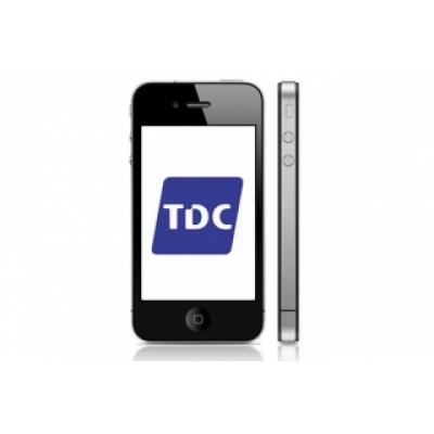 iPhone 4 4S 5 5C 5S 6 6+ TDC DENMARK (blokuotas ir neblokuotas IMEI) oficialus gamyklinis atrišimas per 1-12 h