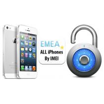 Visų iPhone, pririštų prie kitos šalies poliso ID: EMEA (blokuotas ir neblokuotas IMEI) oficialus gamyklinis atrišimas per 1-24 h