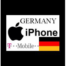 iPhone 3 3GS 4 4S T-MOBILE GERMANY (blokuotas ir neblokuotas IMEI, senesnis nei dveji metai) oficialus gamyklinis atrišimas iš karto