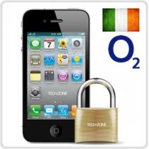 iPhone 4 4S 5 5C 5S 6 6+ 6S 6S+ O2 IRELAND (blokuotas ir neblokuotas IMEI) oficialus gamyklinis atrišimas per 3-5 d.d.