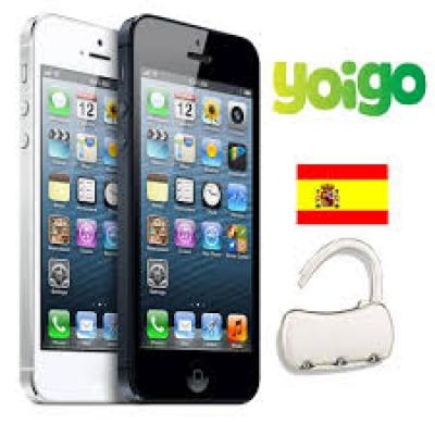 iPhone 4 4S 5 5C 5S 6 6+ YOIGO SPAIN (blokuotas ir neblokuotas IMEI) oficialus gamyklinis atrišimas iš karto