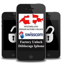 iPhone 3 3GS 4 4S 5 SWISSCOM SWITZERLAND (blokuotas ir neblokuotas IMEI) oficialus gamyklinis atrišimas iš karto