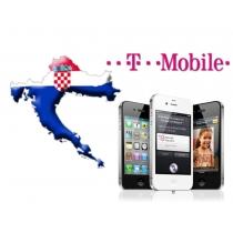 iPhone 4 4S T-MOBILE CROTIA (blokuotas ir neblokuotas IMEI) oficialus gamyklinis atrišimas per 24 h