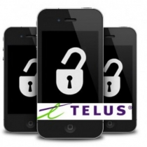 iPhone 4 4S 5 5C 5S 6 6+ 6S 6S+ TELUS KOODO CANADA (neblokuotas IMEI) oficialus gamyklinis atrišimas per 3-5 d.d.