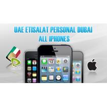 iPhone 3 3GS 4 4S 5 5C 5S ETISALAT DUBAI (blokuotas ir neblokuotas IMEI) oficialus gamyklinis atrišimas per 1-2 d.d.