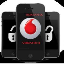 iPhone 4 4S 5 VODAFONE ROMANIA (blokuotas ir neblokuotas IMEI, senesnis nei dveji metai) oficialus gamyklinis atrišimas per 1-5 d.d.